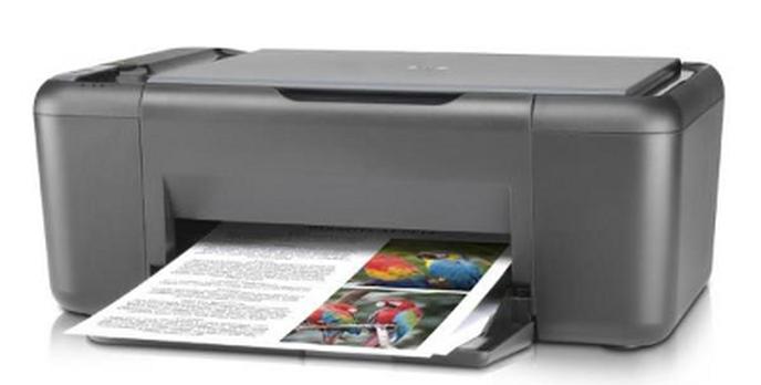 HP DeskJet F2420 [TEST]