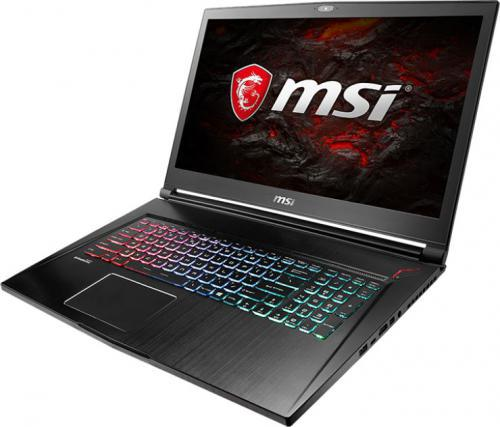 MSI Stealth Pro GS73VR 17,3
