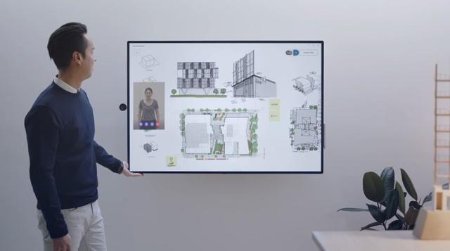 Microsoft Surface Hub 2 - Urządzenie (nie)mobilne dla biznesu
