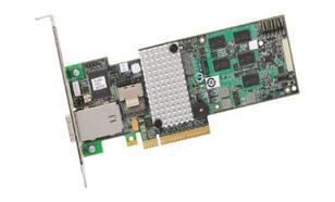Intel RS2MB044 kontroler RAID SAS 6G 4int,4ext,PCIex8, 512MB