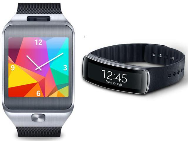 Samsung Gear Fit - Recenzja