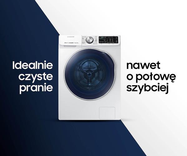 pralko-suszarka Samsung QuickDrive WD90N644OAW design