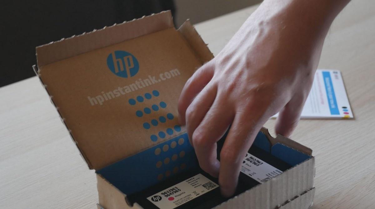 Pakiet Instant Ink