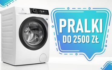Jaka pralka do 2500 zł? | TOP 5 |