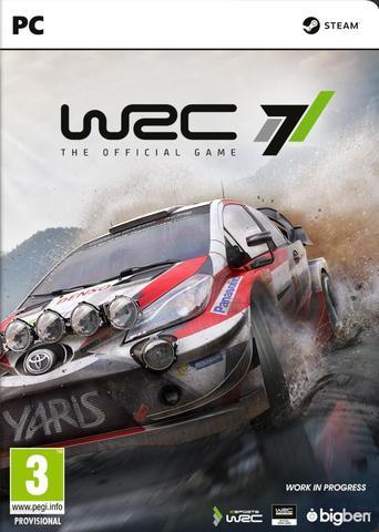 gra wyścigowa WRC 7