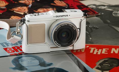 Olympus - aktualizacja firmware'u do aparatów PEN