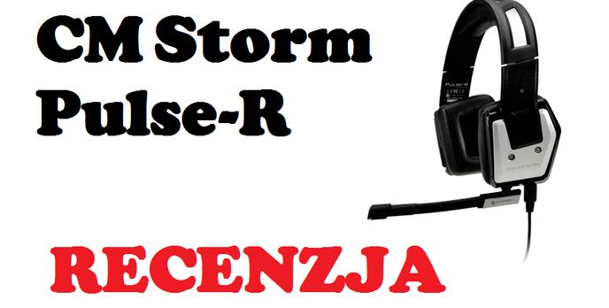 Cm Storm Pulse R - Słuchawki z serii Aluminium