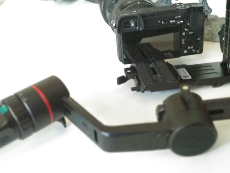 Aparat na gimbalu FeiyuTech AK2000