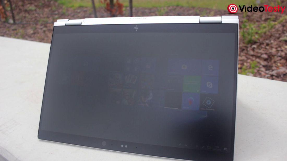 HP X360 1040 G5 - laptop 2w1 do firmy