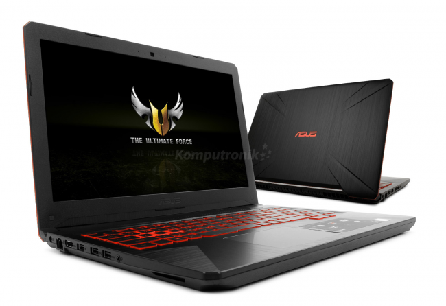 ASUS TUF Gaming FX504GE-E4078 - 500GB M.2 + 1TB HDD