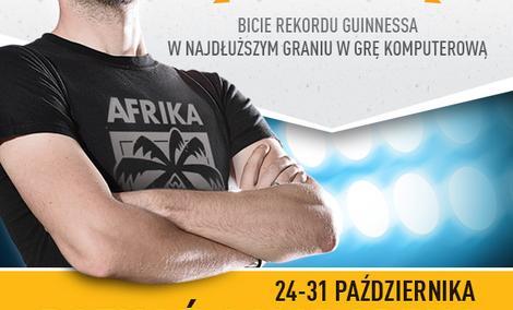 Na Poznań Game Arena Bijemy Rekord Guinessa W Graniu!