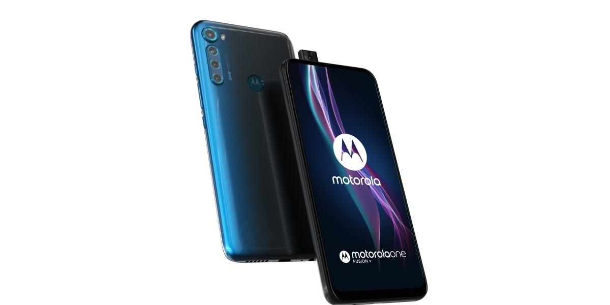 Motorola One Fusion+ nie zaskoczy nikogo wyglądem