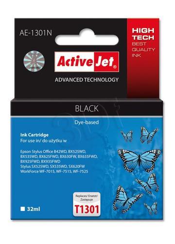 ActiveJet AE-1301N tusz czarny do drukarki Epson (zamiennik Epson T1301) Supreme