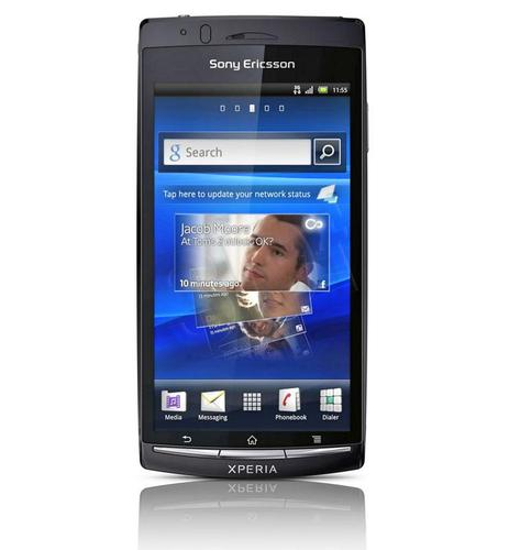 SONY XPERIA ARC S BLACK