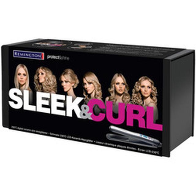 Remington Sleek & Curl - Prostownica O Szerokich Możliwościach