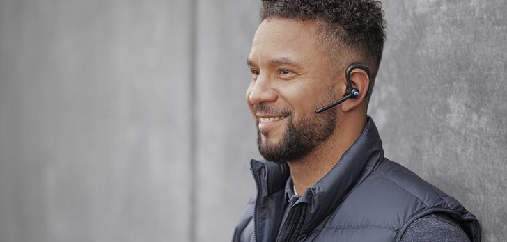 Zestaw słuchawkowy dla profesjonalistów BlueParrott M300-XT w sklepach
