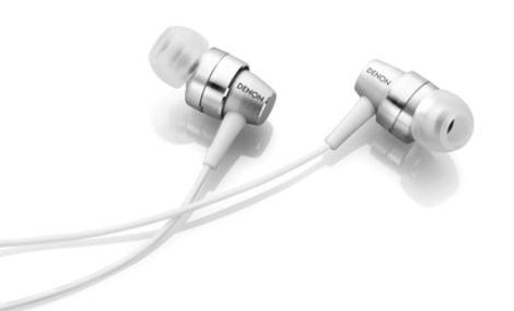 Denon AHC710 - słuchawki dokanałowe wysokiej klasy