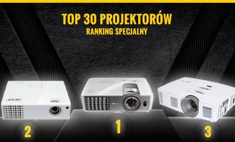 Jaki Projektor Kupić? TOP 30 Polecanych Projektorów 2015!