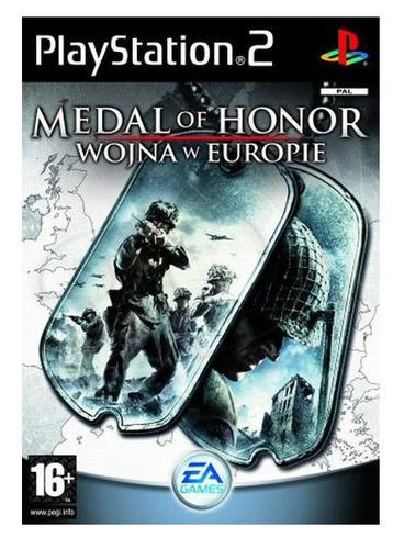 Medal of Honor: Wojna w Europie