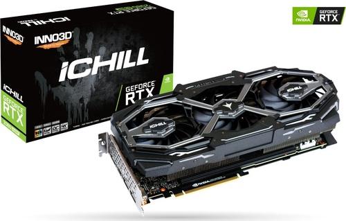 Inno3D GeForce RTX2080 Super iChill X3 Ultra 8GB GDDR6