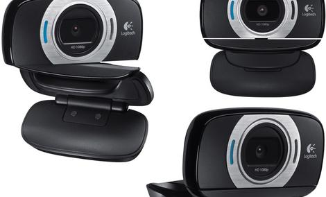 Logitech HD Webcam C615 - solidna internetowa kamerka