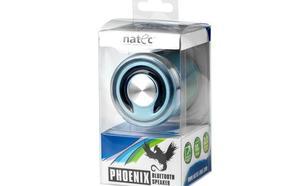 NATEC mobilny PHOENIX Bluetooth Silver