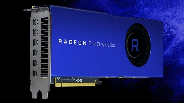 Dowiedzieliśmy się więcej na temat Radeon WX 9100