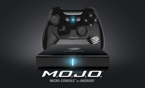 Mad Catz M.O.J.O. - konsola do gier Android