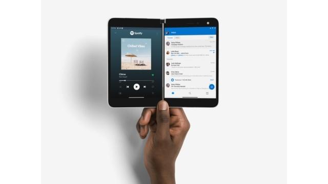 Microsoft Surface Duo pozwoli obsłużyć dwie aplikacje jednocześnie