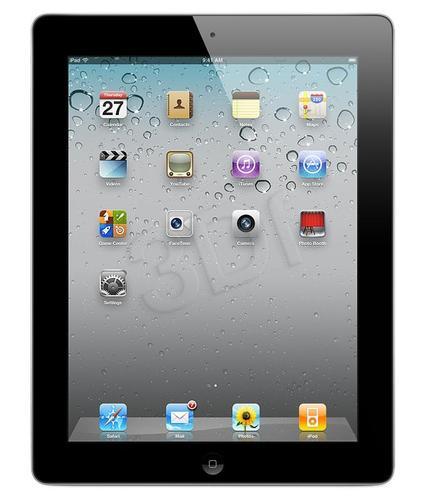 iPad 2 16GB WiFi Czarny PL
