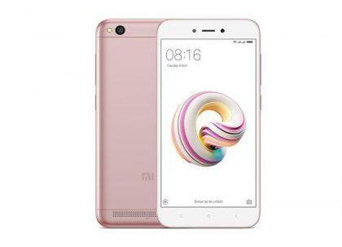 Xiaomi Redmi 5A 16 GB Różowe Złoto