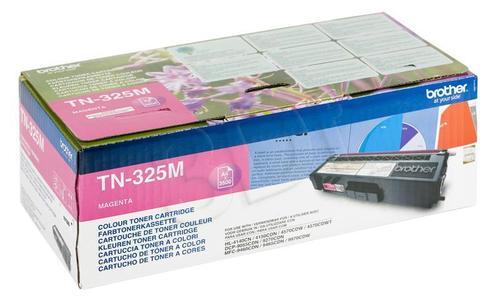 BROTHER Toner Czerwony TN325M=TN-325M, 3500 str.