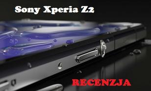 Sony Xperia Z2 - Szklany Ekran w Metalowej Obudowie