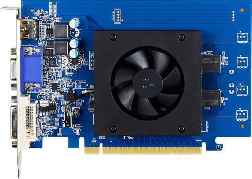 Gigabyte GT 710 1GB DDR5 (64 bit), DVI-D, HDMI, VGA, BOX (GV-N710D5-1GI)