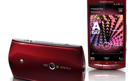 Sony Ericsson Xperia Neo V [TEST]