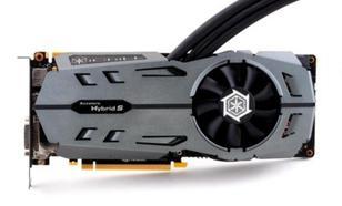 Inno3D GeForce CUDA GTX 980 iChill Black Water Cooling 4GB 1418/7280 (3xDP HDMI DVI) + 3DMark Advanced Edition