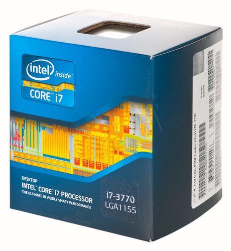 CORE I7 3770 3.4GHz LGA1155 BOX