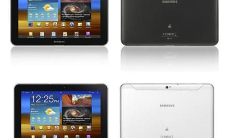 Samsung GALAXY Tab 8.9 LTE - poręczny tablet z obsługą LTE