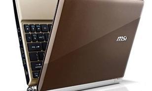 MSI Wind U160 – netbook, który może pracować 15 godzin baterii