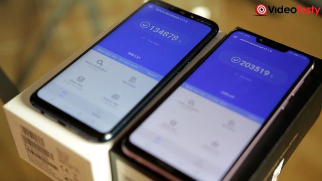 Huawei i Honor benchmark i test wydajności smartfonów