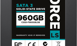 Corsair Force LS 960GB SATA3 (CSSD-F960GBLSB)