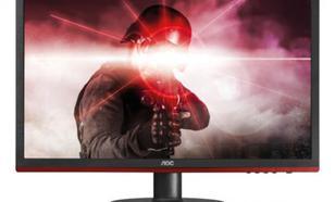 AOC 24'' G2460VQ6 LED HDMI DP 1ms Czarny