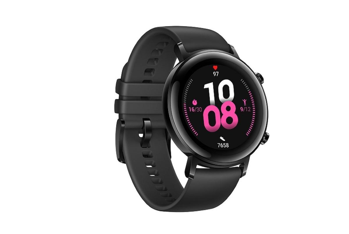 Huawei Watch GT 2 na białym tle