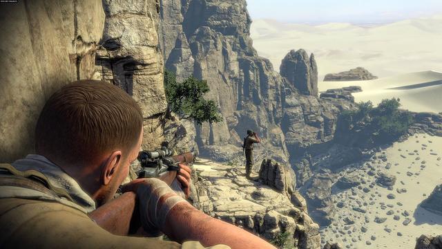 Sniper Elite III: Afrika wspierane przez pisarza Rafała Dębskiego