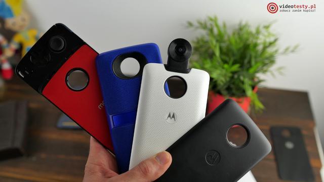 Motorola Moto Z3 Play zestaw modułów