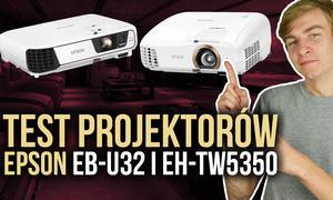 Epson EB-U32 czy EH-TW5350 - Który Wybrać
