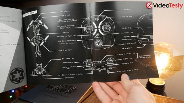 Ilustrowana Instrukcja  74-Z SPEEDER BIKE