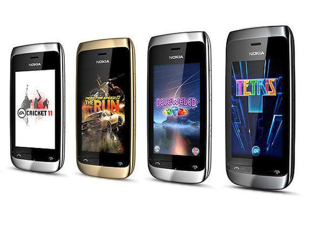 Nokia Asha 310 fot5