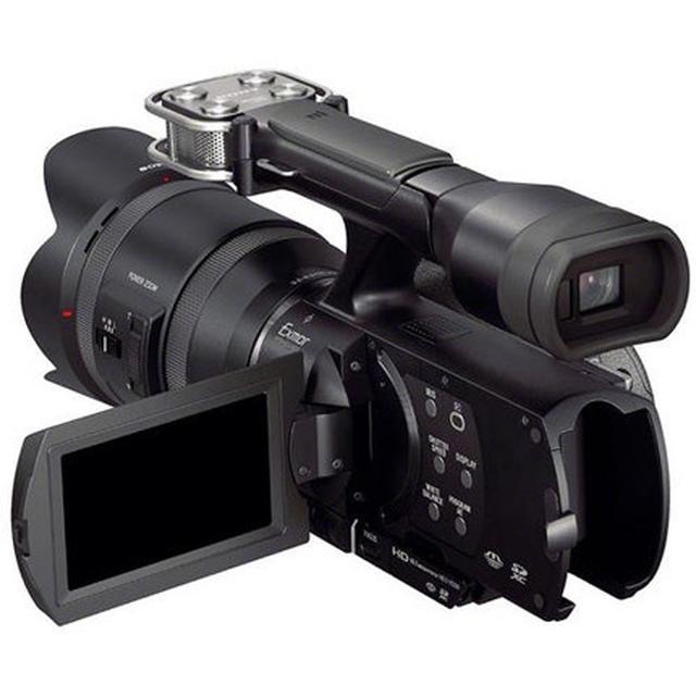 Sony NEX-VG30 - kamera dla profesjonalistów