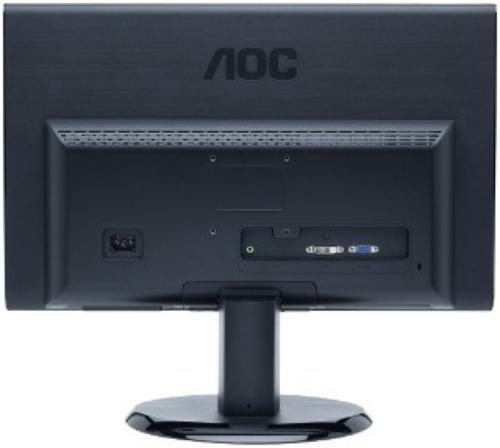 "AOC 23.6"" e2450Swda LED DVI wide 20M:1 5ms głośniki"
